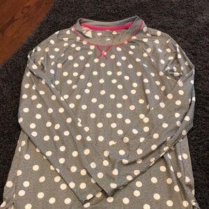 Cuddl Duds Intimates & Sleepwear - Pajama set